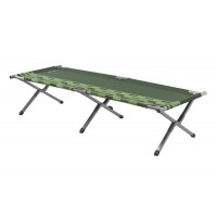 Outwell Laguna Hills Large Camp Bed - Green
