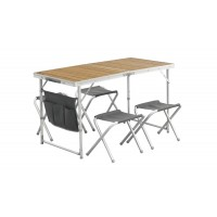 Outwell Marilla Picnic Table and Chair Set