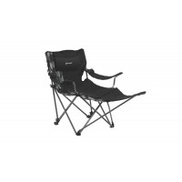 Outwell Windsor Hills Reclining Camp Chair - Black