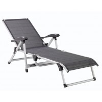 Outwell Devon Lounger - Titanium