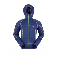 Rab Shadow Men's Windpro Hoodie Fleece