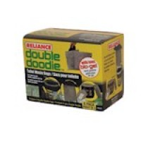 Reliance Double Doodie Bag