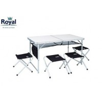 Royal Picnic Set with Stools (355418)