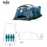 Royal Tampa 4 Tent