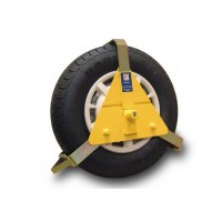 "Maypole Stronghold 10""-14"" Wheel Clamp"