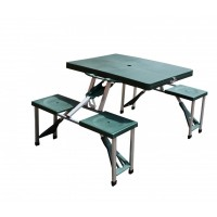 Sunncamp Plastic Table and Chair Set