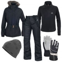 Trespass Avalon Women's Ski Wear Package