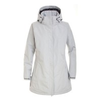 Trespass Manhattan Women's Waterproof Coat - Elephant