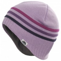Trespass Radis Girl's Beanie - Violet