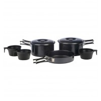Vango Non-Stick Cook Set - 3 Person