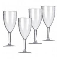 Vango Acrylic Wine Glass Set