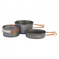 Vango Hard Anodised Adventure Cook Set