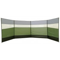 Vango Windbreak - 5 Pole - Moss