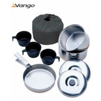 Vango Stainless Steel Cook Set - 3 Person