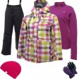 Dare2b Bitter Sweet Women's Ski Wear Package