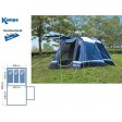 Kampa Frinton 3 Family Tunnel Tent - 2011 Model