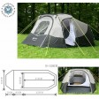 Outdoor Revolution Star Camper 3 Tunnel Tent