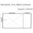 Outdoor Revolution Movelite Pro Maxi Classic Motorhome Awning