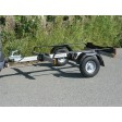 Towbag Fold Away Trailer Side Rails