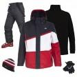 Trespass Valiant Men's Ski Wear Package