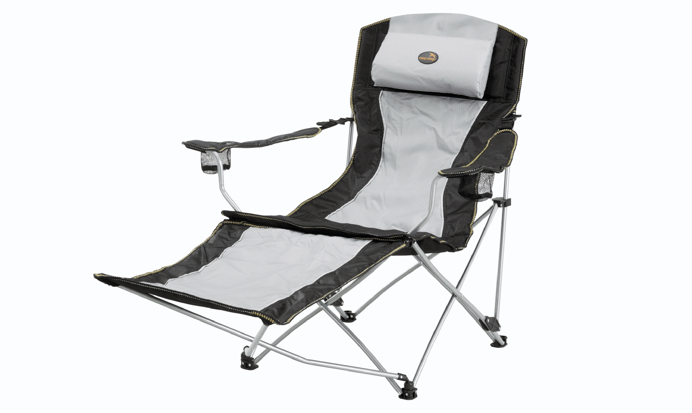 easy camp reclining chair with footrest by easy camp for 40 00