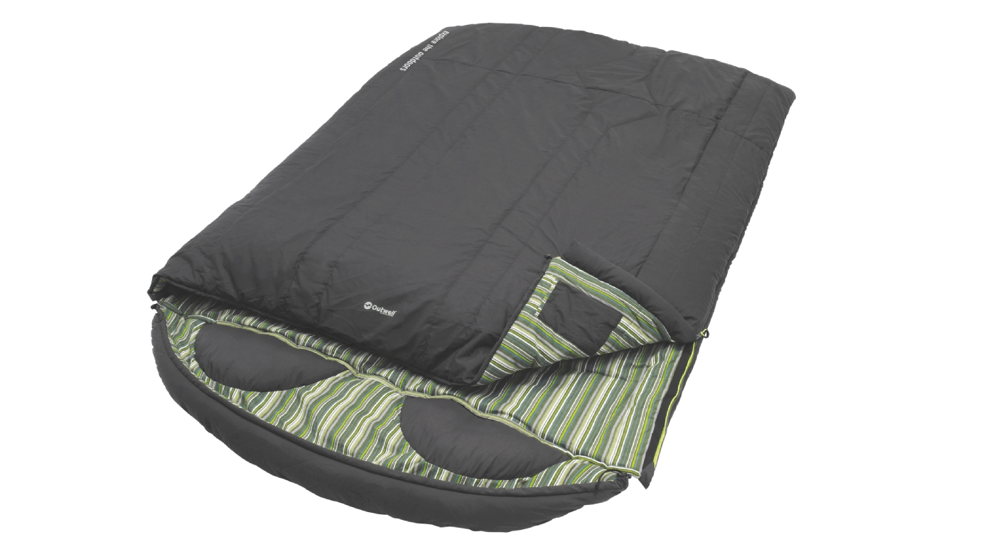 Outwell Camper Double Sleeping Bag from Outwell for £100.00