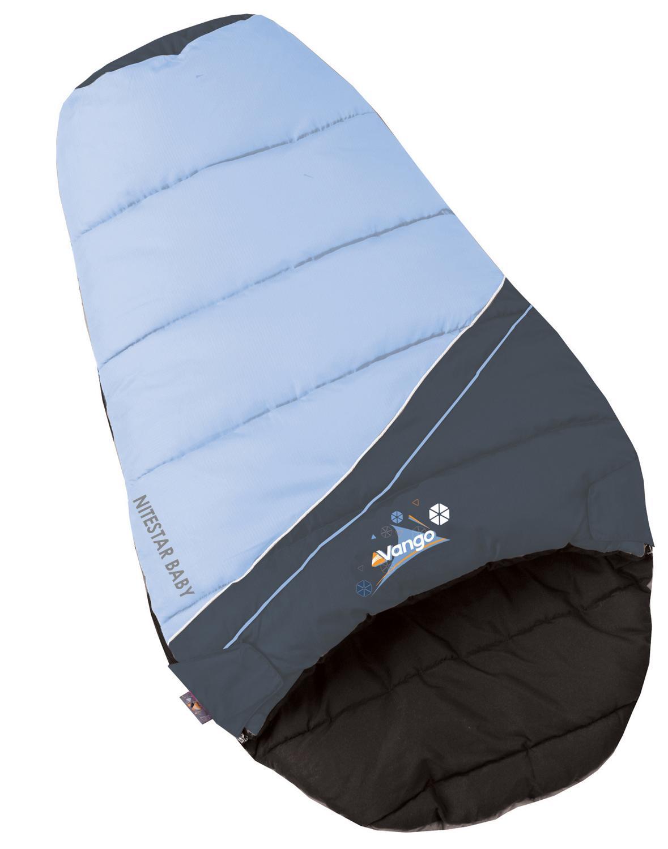 newest 45101 4d5a9 Vango Nitestar Mini Sleeping Bag - 2011 Model