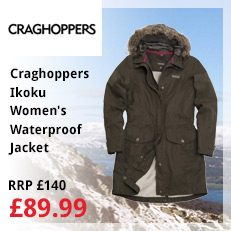 Craghoppers Ikoku Women's Jacket