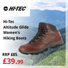 HiTec Altitude Glide Womens Hiking Boots