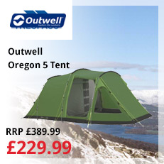 Outwell Oregon Tent